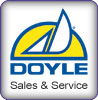 doyle sales and service, boat canvas, marine, covers, repair, sunbrella, acrylic